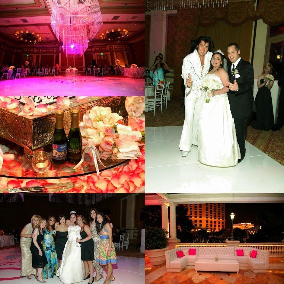 Las Vegas Wedding At The Bellagio Washington Dc Wedding Planner