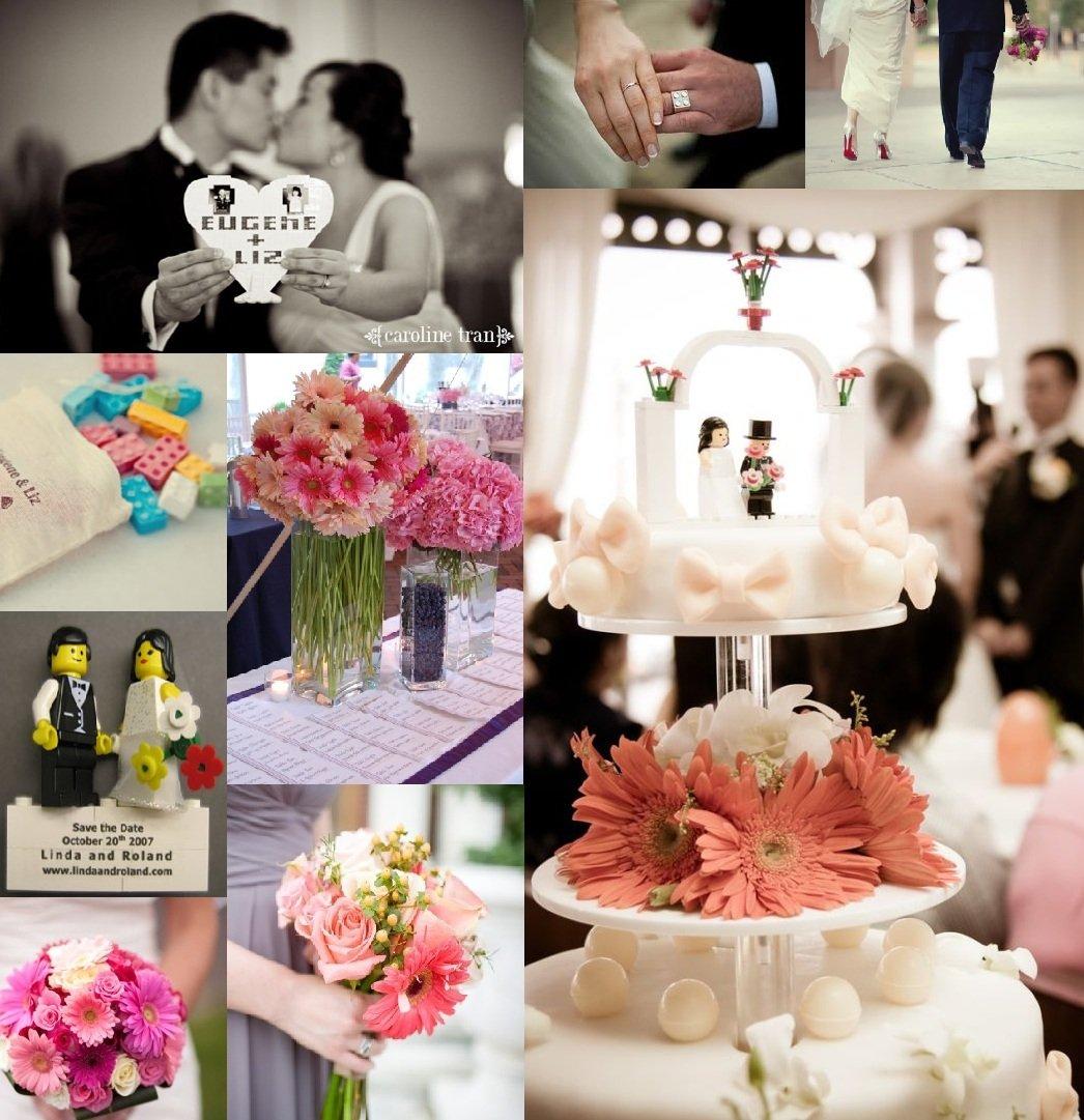 Photos 1 Bride And Groom Holding Heart Shape LEGO Headvsheart 2 Wedding Rings Inewidea 3 Walking