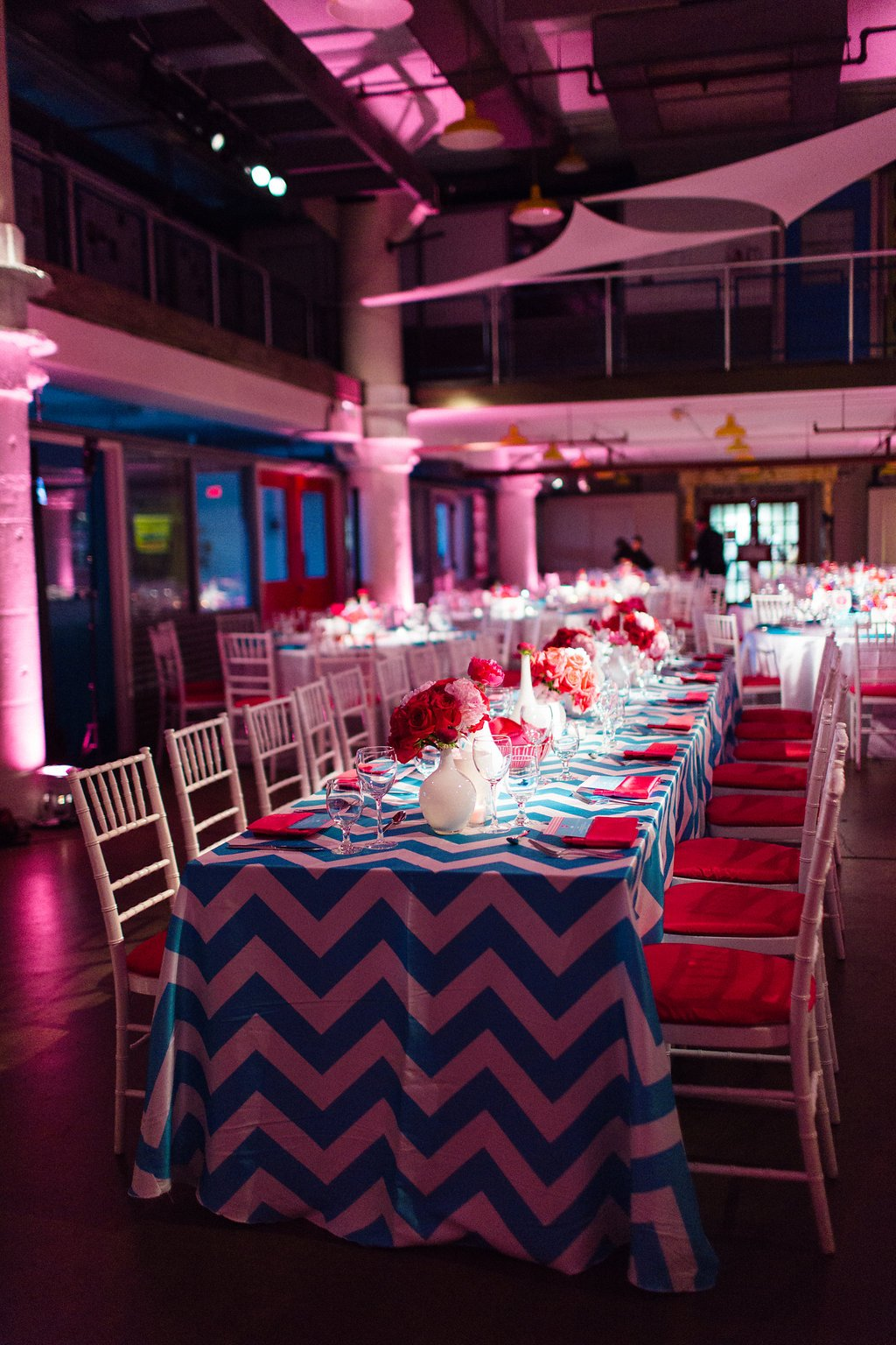 Torpedo Factory Wedding Reception, Bright Occasions Wedding Planning, Photo by Sincereli Photography