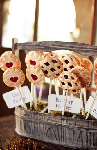 Bright Occasions Wedding Planning. Food Bar