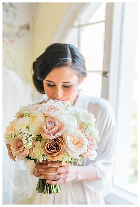 Wedding Bridal Bouquet Inspiration for DC Weddings, Planning by Bright Occasions, Photo by Brittany DeFrehn Photography