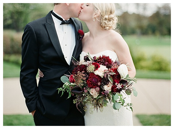 Wedding Bridal Bouquet Inspiration for DC Weddings, Planning by Bright Occasions, Photo by Kristen Gardner Photography