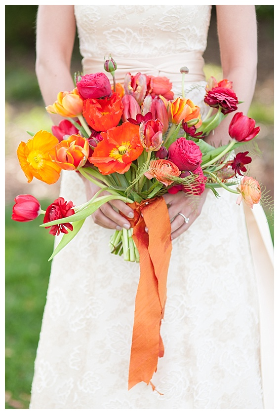Wedding Bridal Bouquet Inspiration for DC Weddings, Planning by Bright Occasions, Photo by Rachael Foster Photography