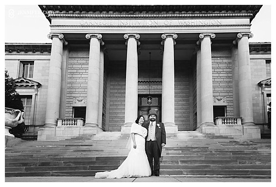 DC Wedding at Carnegie Institution for Science, Wedding Planning by Bright Occasions, Photography by Egomedia