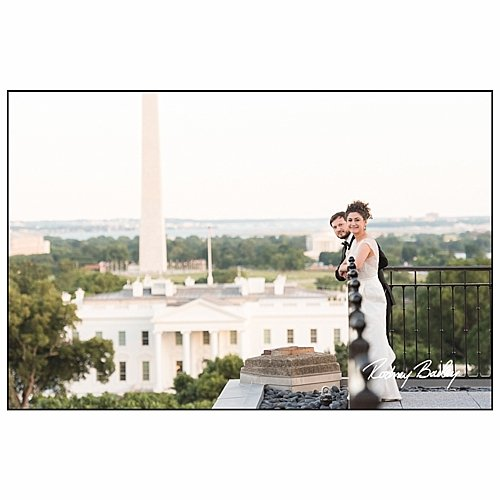 Lavender and Mint DC Wedding at The Hay-Adams Hotel – Real Wedding for M&J Part 2