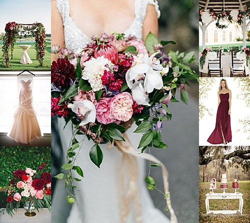 Pink and Red Valentines Day Wedding Inspiration, DC Wedding Planner Bright Occasions