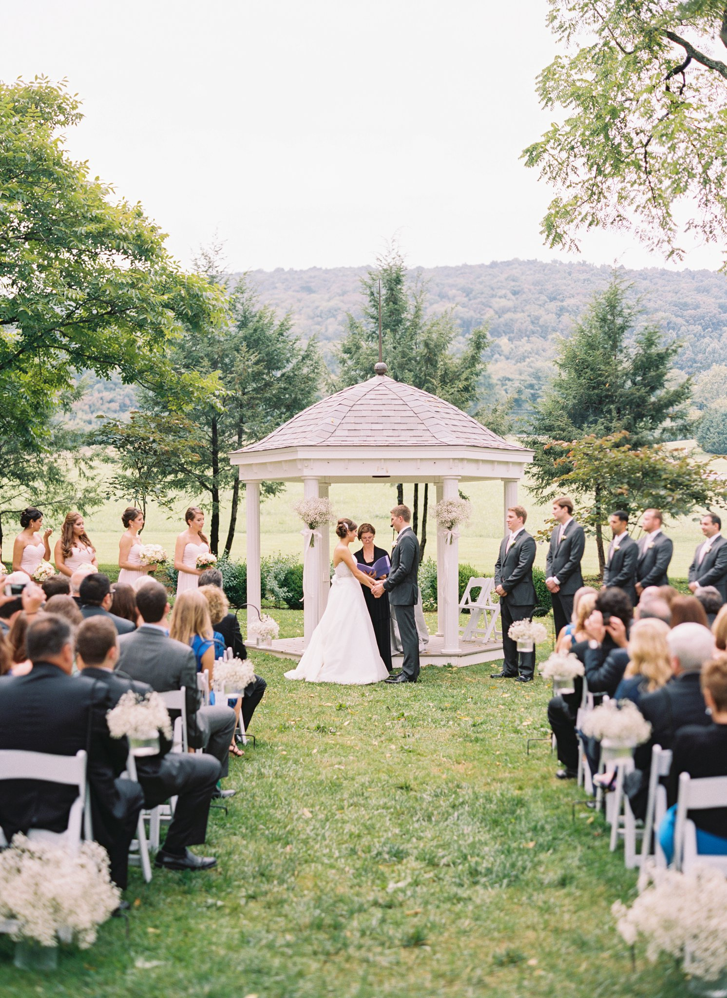 Outdoor Wedding Ideas, DC Wedding Planning by Bright Occasions, Photo by Jodi and Kurt Photography