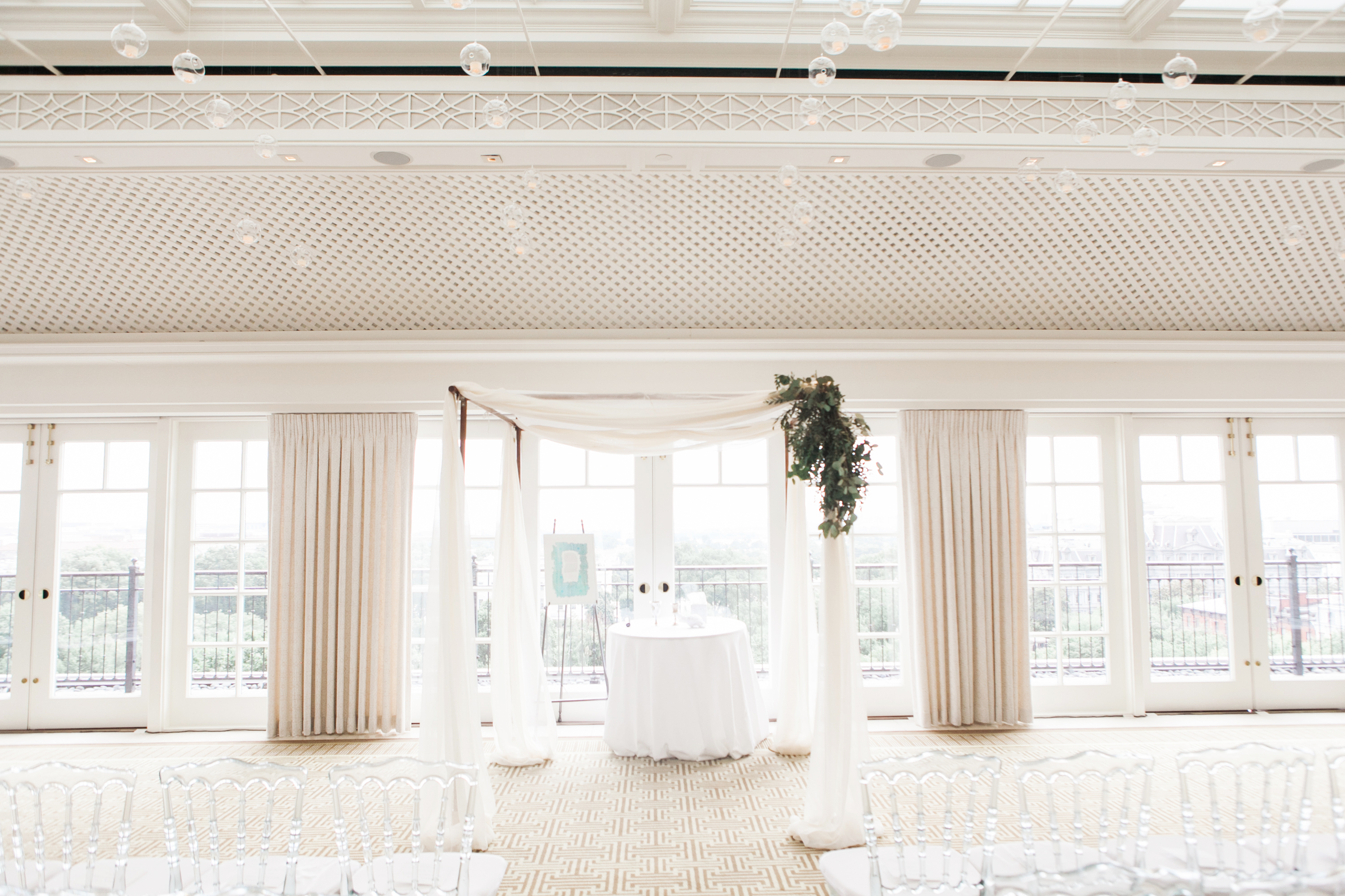 Heartfelt Summer DC Wedding at The Hay-Adams Hotel, DC Wedding Planner Bright Occasions, Astrid Photography