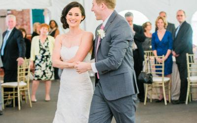 Maryland Brunch Wedding Reception at Elkridge Furnace Inn – Real Wedding Jamie and Taylor part 2