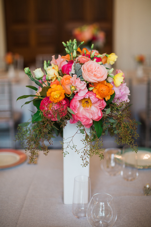 Colorful Spring Wedding in Washington, DC. Bright Occasions DC Wedding Planner, Emily Clack Photography