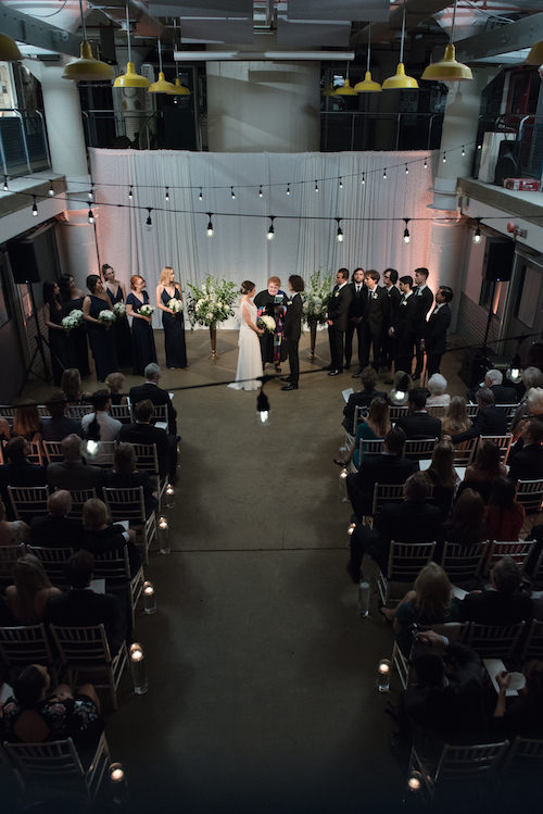 Torpedo Factory Art Center Wedding, DC Wedding Planner Bright Occasions, Wedding Photography by Rachael Foster Photography