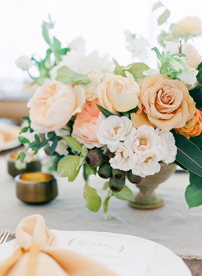 Orange Wedding Inspiration, Napkin, Wedding Planner Bright Occasions,
