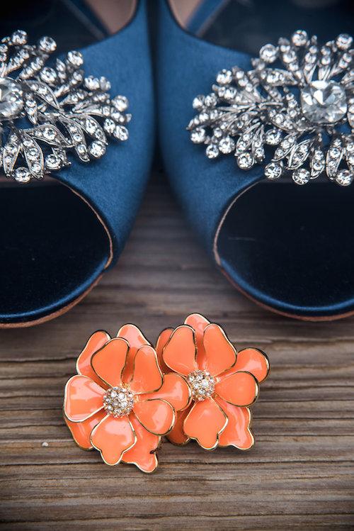 Orange Wedding Inspiration, Orange Earrings, Wedding Planner Bright Occasions-1001 Angles Photography