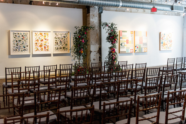 Bright Occasions DC Event Planner - Shandi Wallace Photography - Longview Gallery DC