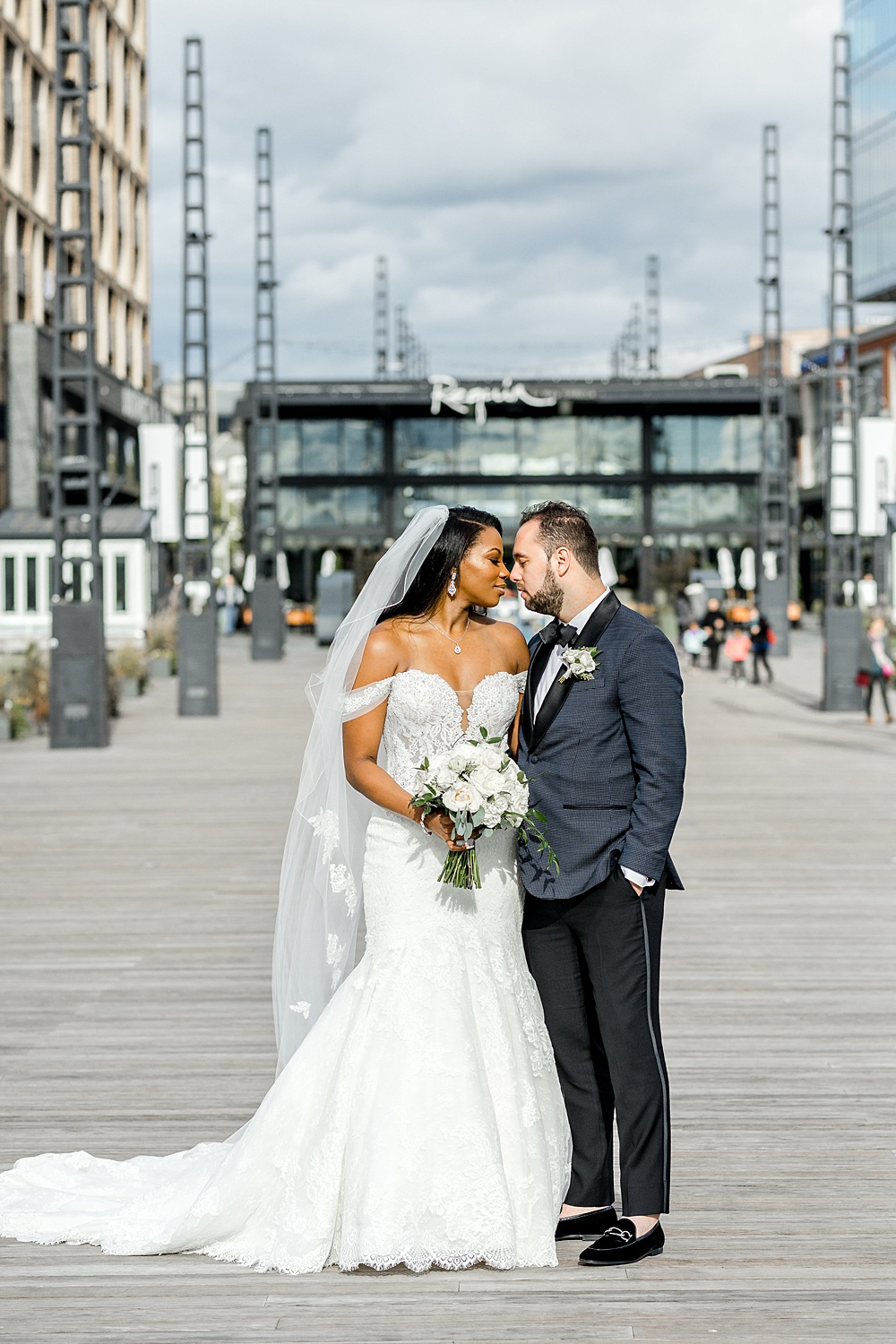 The Wharf DC, Event planning by Bright Occasions, Photography by Iris Mannings