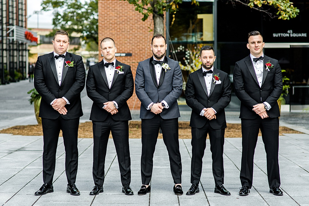 Arena Stage Wedding Ceremony in Washington, DC