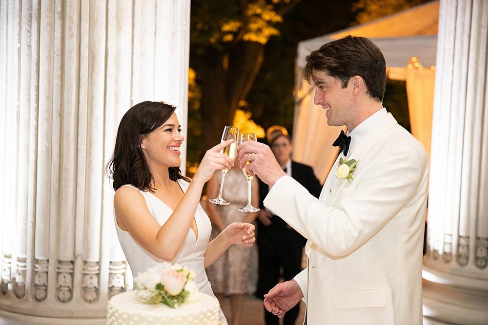 Summer Tented Wedding at DAR, DC Wedding Planner Bright Occasions, Adam Barnes Photography