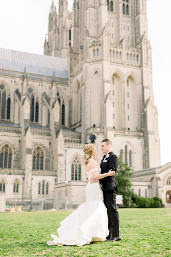 National Cathedral Portraits Wedding, DC Wedding Planner Bright Occasions, Sarah Bradshaw Photography