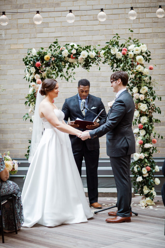 Intimate Wedding at Yours Truly Hotel Washington, DC, Bright Occasions Event Planner, Lisa Hessel Photography,