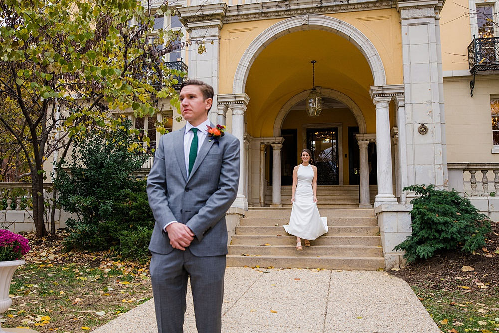 California Inspired Wedding at Josephine Butler Parks Center DC - DC Event Planner Bright Occasions - Emily Mar Photography